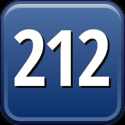 Social 212 icon