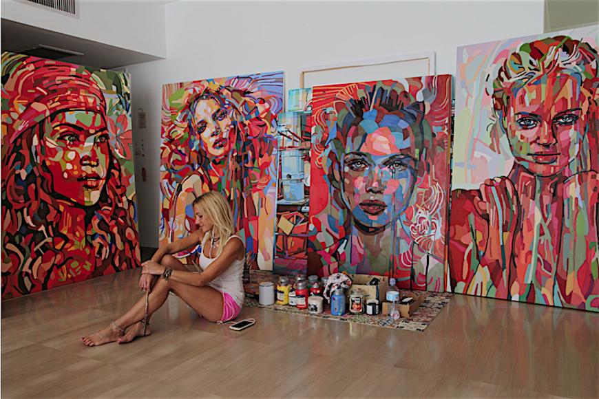 Noemi Safir - Artist